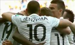 Mondiali Brasile 2014, Francia-Nigeria 2-0: i galletti volano ai quarti