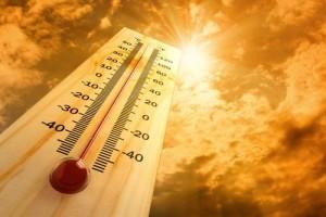Meteo caldo