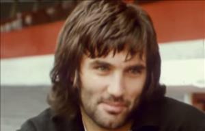 """George Best, nove anni fa se ne andava il """"quinto Beatle"""": storia di uno dei più grandi giocatori di sempre"""