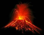Vulcano Eruzione