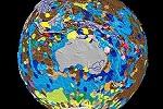 Mappa Oceani 3D