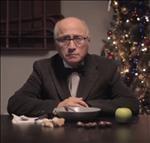 Video Natale nonnino Napoli