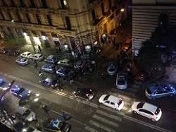 Napoli esplosione ordigno via pessina