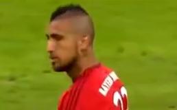 Arturo Vidal Bayern Monaco