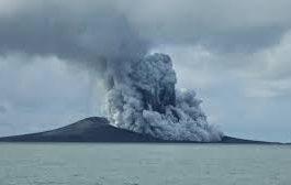 Vulcano fumo