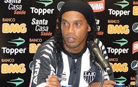 Ronaldinho campionato messicano