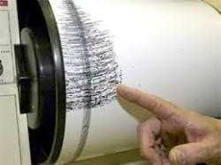 Terremoto Solfatara