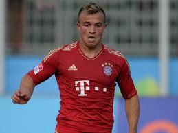 Xherdan Shaqiri Bayern Monaco