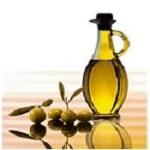 Olio d'oliva e pane merenda