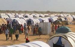 Campo profughi somali