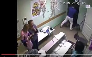 medico russo uccide paziente