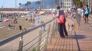 Spiaggia Santa Teresa Salerno