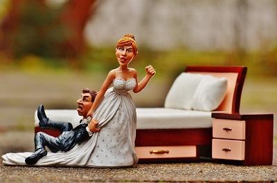 Matrimonio uomo schiavo donna