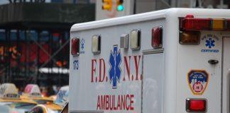 Ambulance bambina Alabama