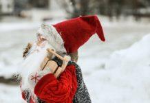 Babbo Natale tragedia