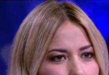 Elena Santarelli dramma figlio malato