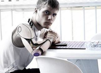 Robot paura