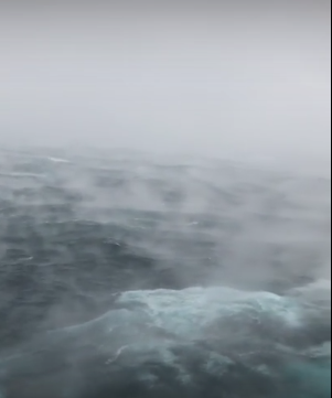 crociera incubo tempesta
