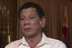 Rodrigo Duterte Filippine