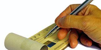 Assegno dicitura non trasferibile