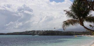 Boracay turismo inquinamento