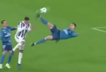 CR7 REal Madrid video gol Juventus