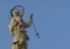 Pompei oscilla Rosario Madona
