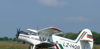 precipita aereo giungla