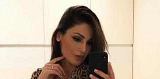 Anna Tatangelo foto Instagram