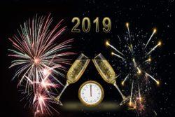 Capodanno Auguri Buon 2019