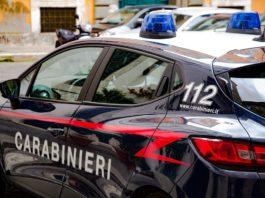Carabinieri omicidio madre