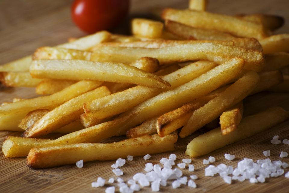 dieta solo patatine fritte