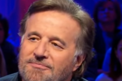Christian De Sica fuochi d'artificio