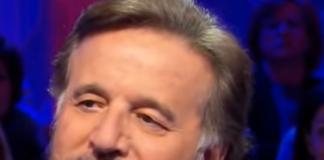 Christian De Sica fuochi d'artificio
