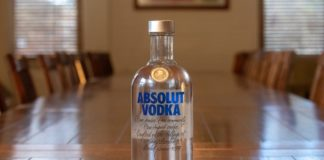 Vodka biberon neonato