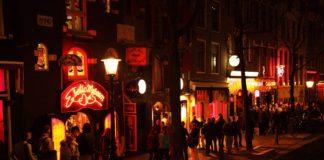 Amsterdam tour guidati quartiere prostitute
