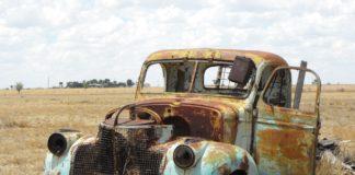 Automobile ritrovata dopo venta'nno