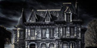Casa fantasmi spiriti