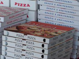 tracce bisfenolo cartoni pizza