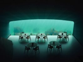 Ristorante subacqueo