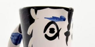 Passeggero dimentica vaso Picasso in treno