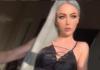 Modella barbie umana