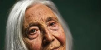 NonnaLicia modela a 89 anni