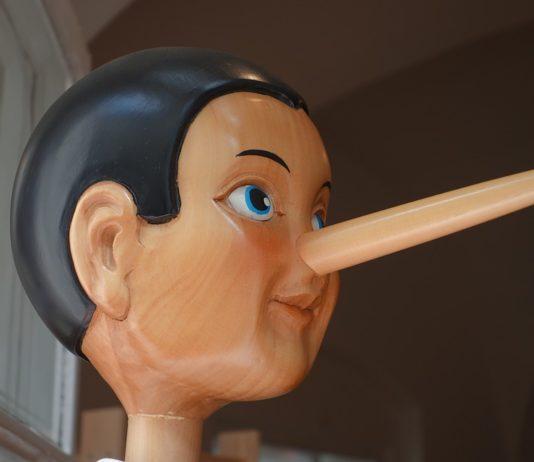 Uomini più bugiardi delle donne