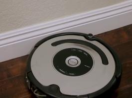 Robot aspirapolvere dice parolacce