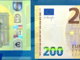 Nuovo taglio banconote 100 200 euro