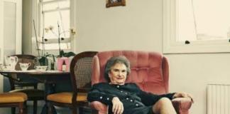 Sheila prosituta più anziana di Inghilterra