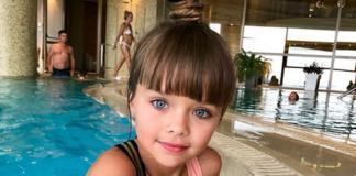 Anna bambina più bella al mondo
