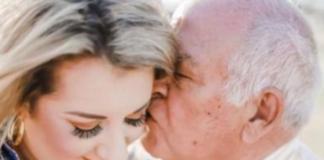 Matrimonio anziano giovane