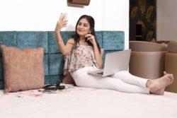 Smartphone a letto